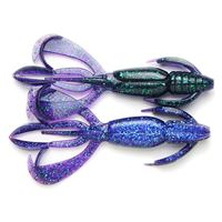 "Keitech: Gumová nástraha Crazy Flapper 3,6"" 9,1cm 6,6g Electric June Bug 7ks"